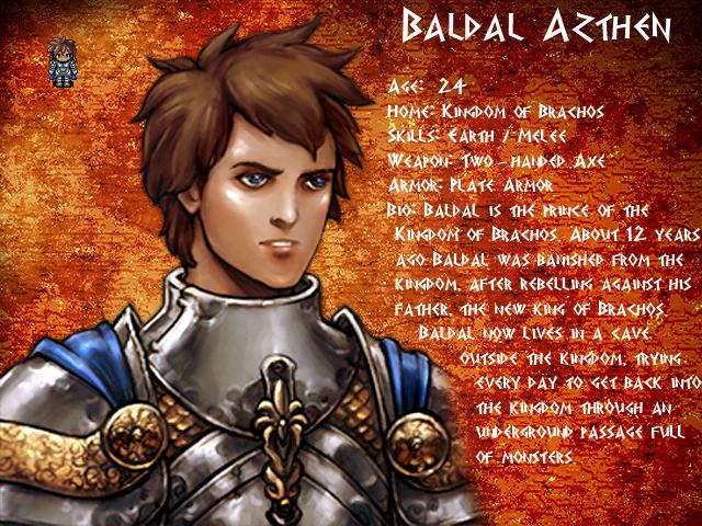 Mythology: Fall of Olympus BaladalProfile