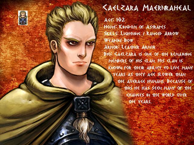 Mythology: Fall of Olympus CaelzaraProfile