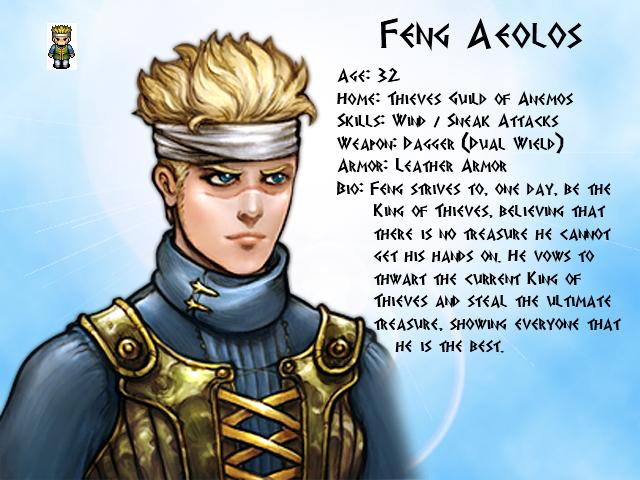 Mythology: Fall of Olympus FengProfile