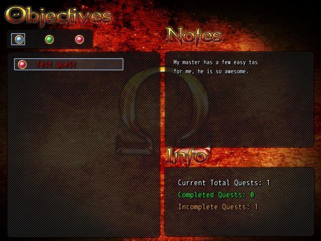 Mythology: Fall of Olympus QuestScreen-1