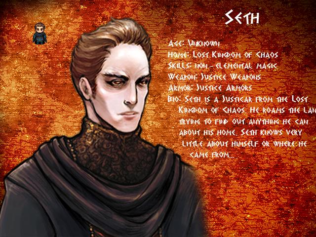 Mythology: Fall of Olympus SethProfile