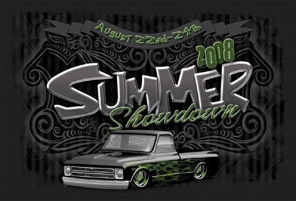 Summer Showdown '08 Flier2
