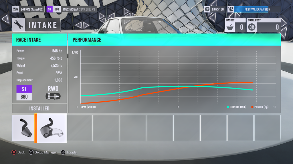 (FH3) Jungle Speedway Sprint (Open Class) (RESULTS UP) Race%203%2002_zpsy4bis9gl