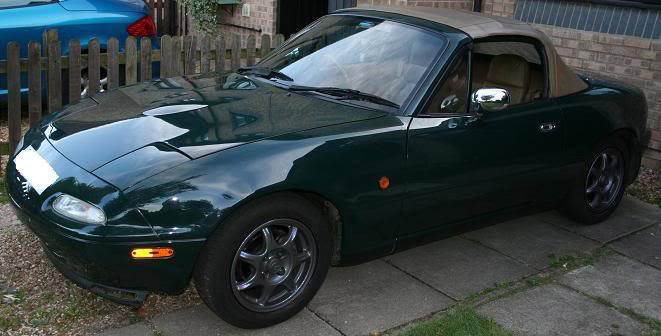 My Eunos (Daisy) Car4