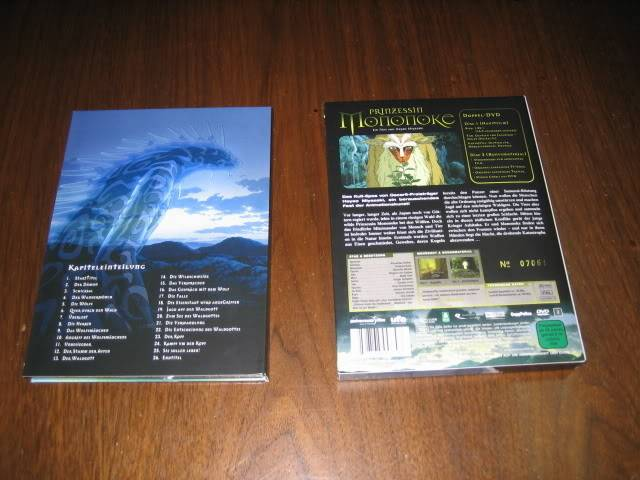 Princesse Mononoke Special Edition (amazon.de) IMG_0620