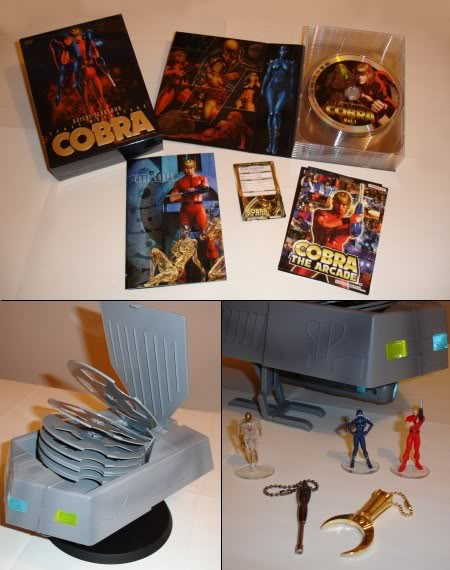 coffret  cobra /  the turtle box en z2 japonais Jaquette-frontback-1777