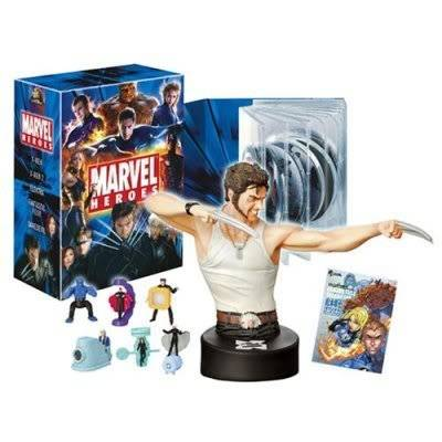 Marvel Heroes Box Japan X-menjapon
