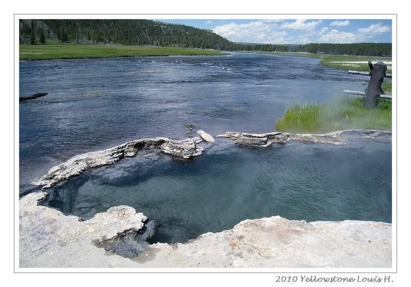 De Grand teton à Glacier en passant par Yellowstone: Partie 2 Yellowstone IMG_2198