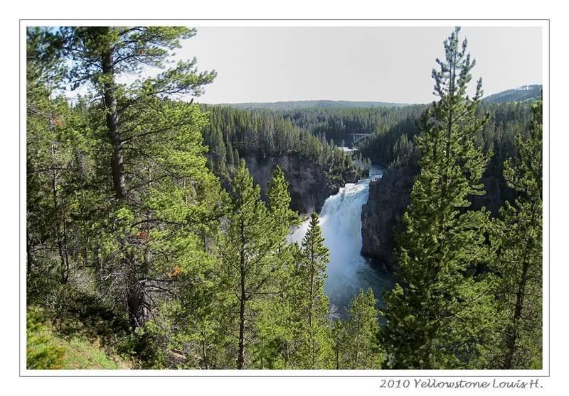 De Grand teton à Glacier en passant par Yellowstone: Partie 2 Yellowstone IMG_2399