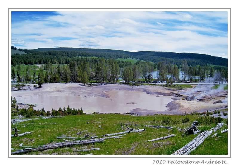 De Grand teton à Glacier en passant par Yellowstone: Partie 2 Yellowstone IMG_2420