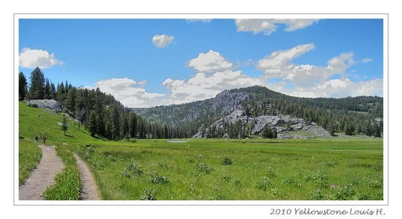 De Grand teton à Glacier en passant par Yellowstone: Partie 2 Yellowstone IMG_2488