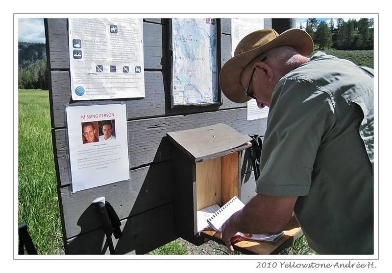 De Grand teton à Glacier en passant par Yellowstone: Partie 2 Yellowstone IMG_2516