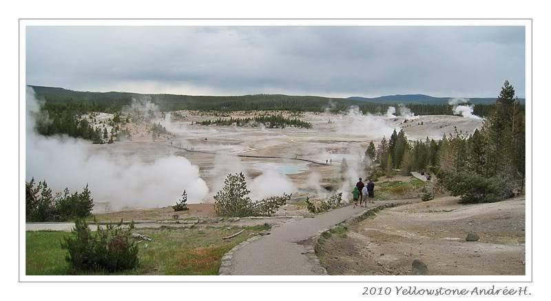 De Grand teton à Glacier en passant par Yellowstone: Partie 2 Yellowstone IMG_2571