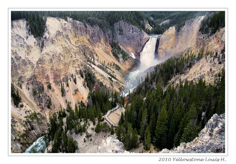 De Grand teton à Glacier en passant par Yellowstone: Partie 2 Yellowstone IMG_2587