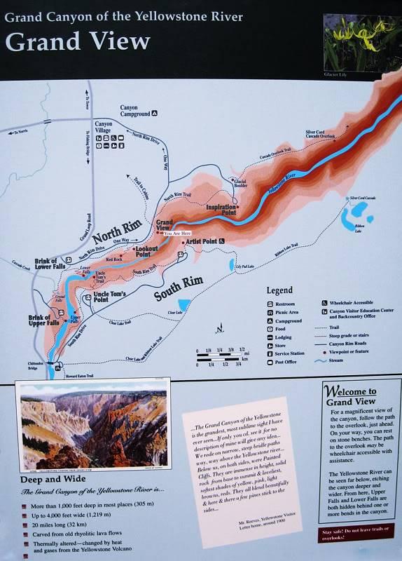 De Grand teton à Glacier en passant par Yellowstone: Partie 2 Yellowstone IMG_2594