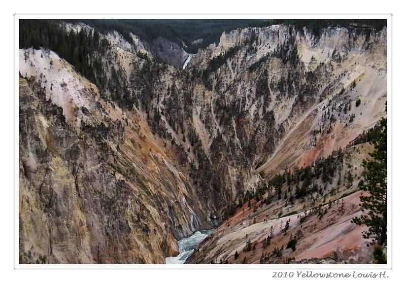 De Grand teton à Glacier en passant par Yellowstone: Partie 2 Yellowstone IMG_2596