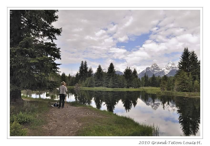 De Grand teton à Glacier en passant par Yellowstone: Partie 1 Grand Teton _DSC5696