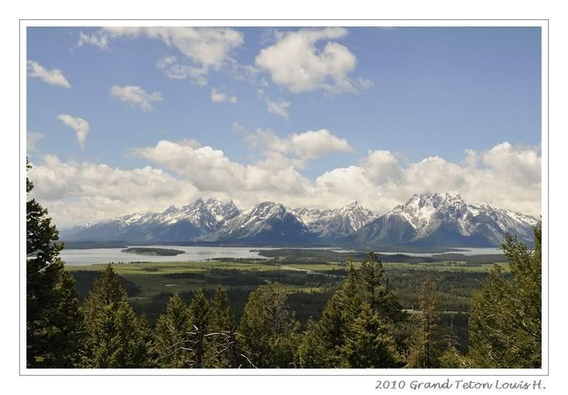 De Grand teton à Glacier en passant par Yellowstone: Partie 1 Grand Teton _DSC5709