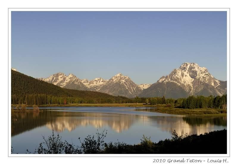 De Grand teton à Glacier en passant par Yellowstone: Partie 1 Grand Teton _DSC5833