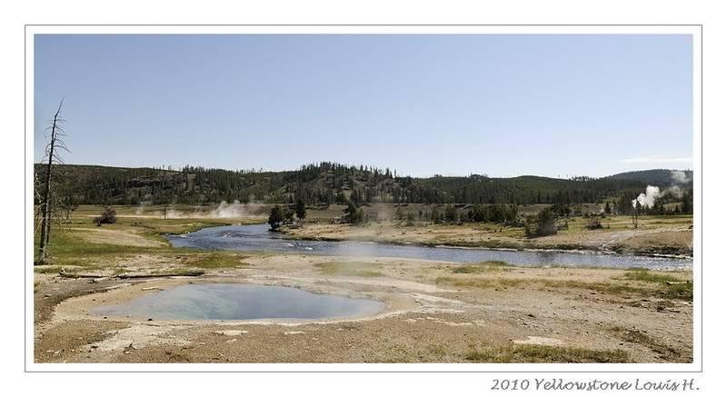 De Grand teton à Glacier en passant par Yellowstone: Partie 2 Yellowstone _DSC6125