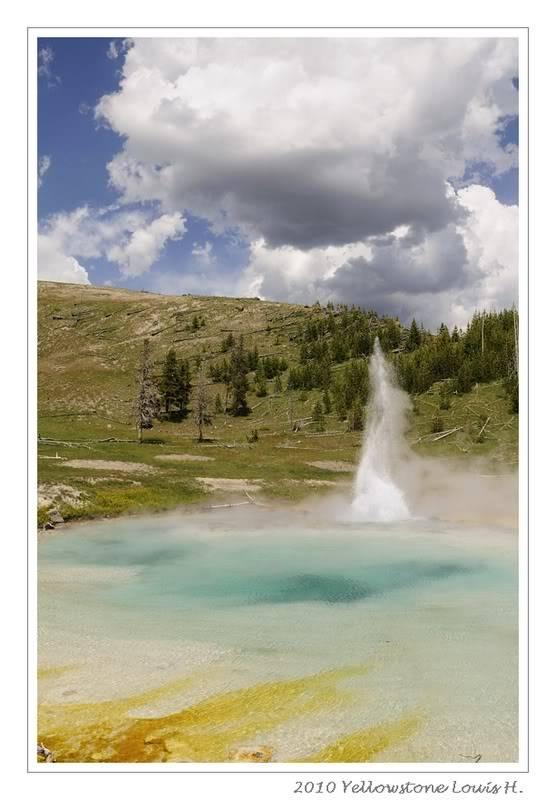 De Grand teton à Glacier en passant par Yellowstone: Partie 2 Yellowstone _DSC6218