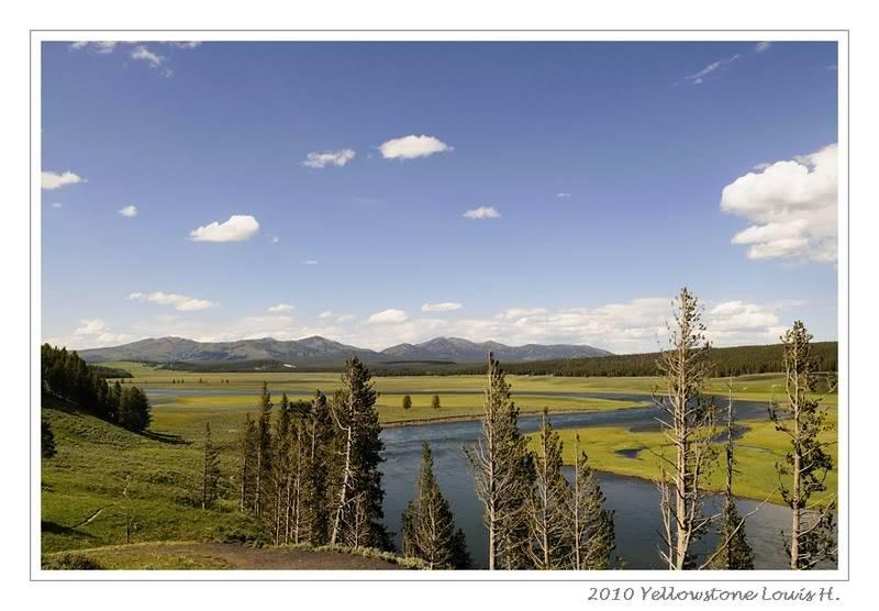 De Grand teton à Glacier en passant par Yellowstone: Partie 2 Yellowstone _DSC6349