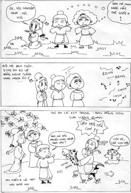 Truyện tranh Thúy Kiều Kieu4