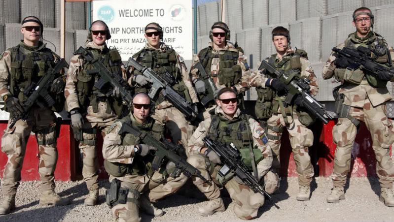 Swedish Armed Forces/Försvarsmakten Grupp