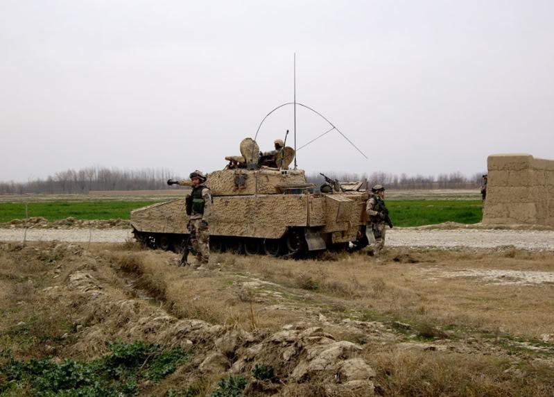 Swedish Armed Forces/Försvarsmakten Vagn