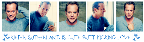 Kiefer Sutherland Icons and wallpapers KIEFER-2