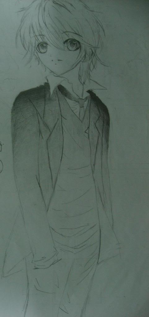 [Haku Holmes] fan art + non-fan art by me ^^ Picture220