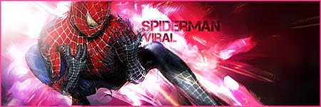 Viral sigs Spiderman