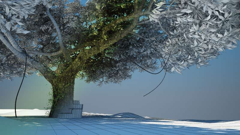 rskull: Bahay Kubo of the Future Design Competition(fRuit oF tRee) 001