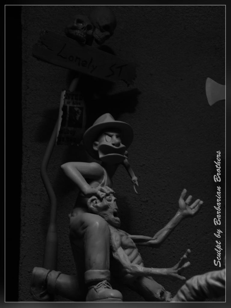 Diorama The Goon 6