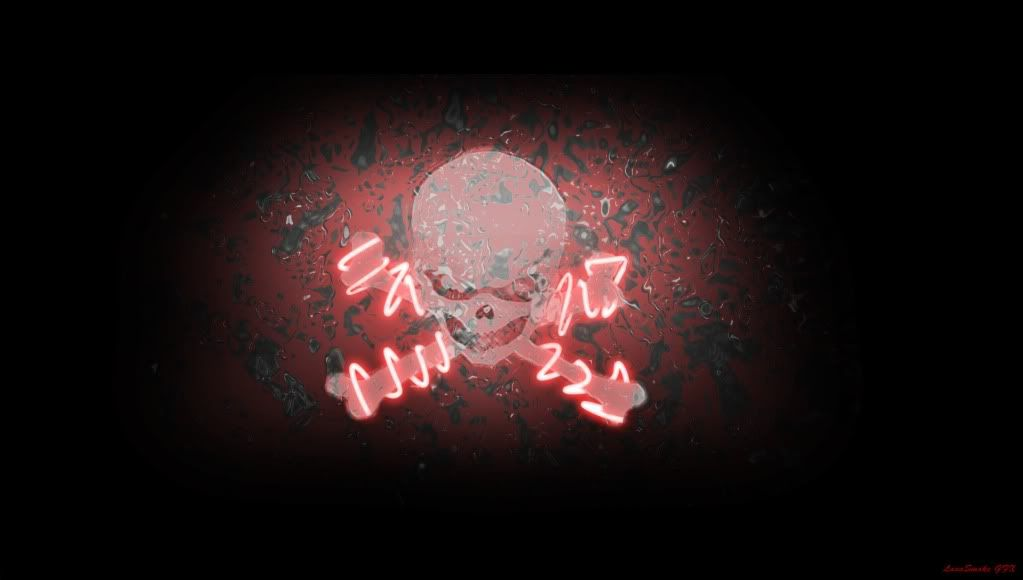 GFX I DID Last night Skullwithlineglowfinished22222