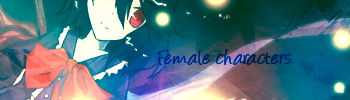 Unconnected Place ~ // Trabalhos gays <3 FemaleCharacthers