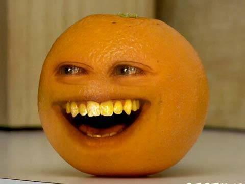 Baaaack *dança sedutora com um pepino* Orange
