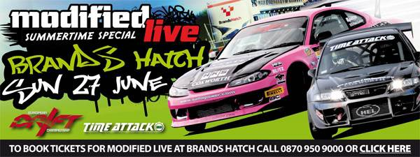 Modified Live - Brands Hatch on Sunday 27th June 2010 Modified-Live-BH-EDM-Banner