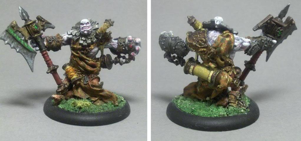 Warpack Trollblood Madrak