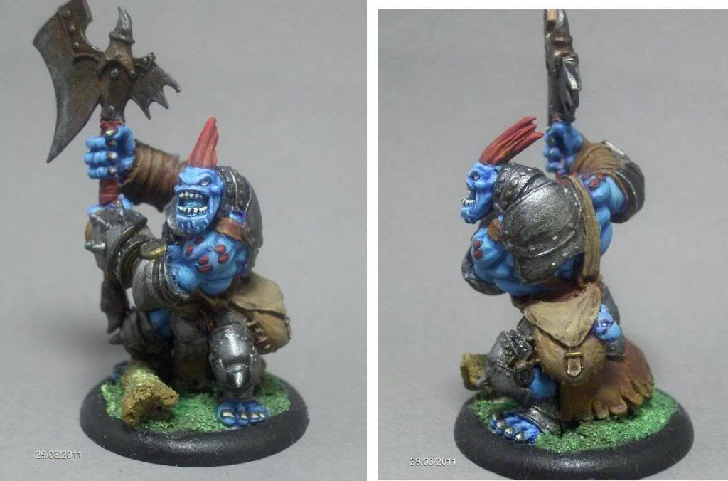 Warpack Trollblood TrollbloodAXER