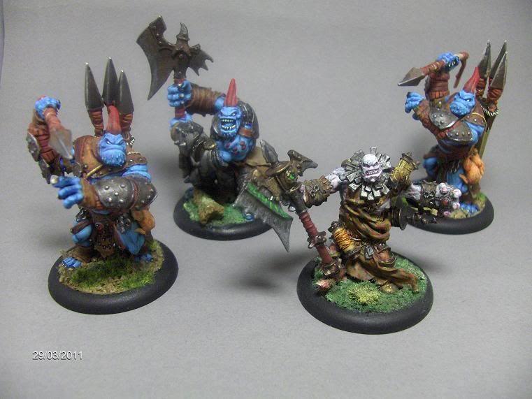 Warpack Trollblood Warpack