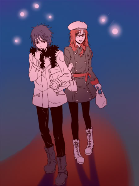A Dangerous Affection: The SasuKarin forums - Portal Sasukari100303