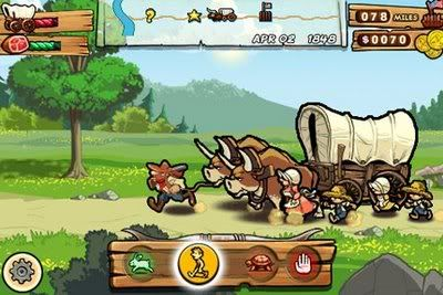 The Oregon Trail [By Gameloft] Oregon-trail-ipodtouch-1