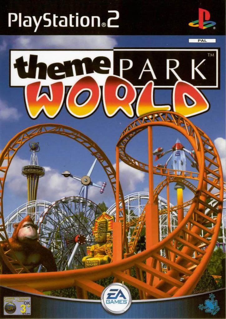 PS2 - Theme Park World THEME_PARK_WORLD_PS2
