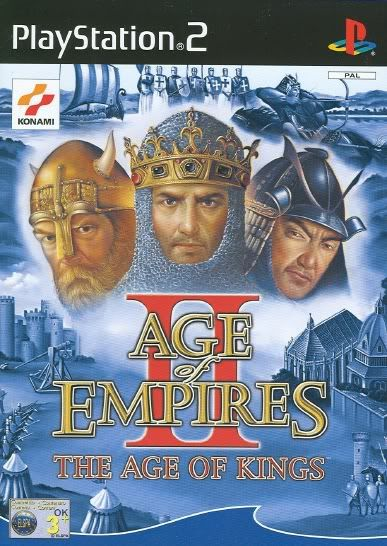 PS2 - Age of Empires II: The Age of Kings Ageofimpire2