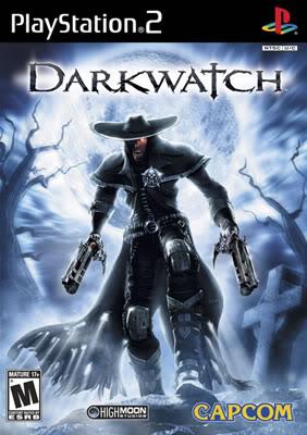 PS2 - Darkwatch Darkwatchcapaps2