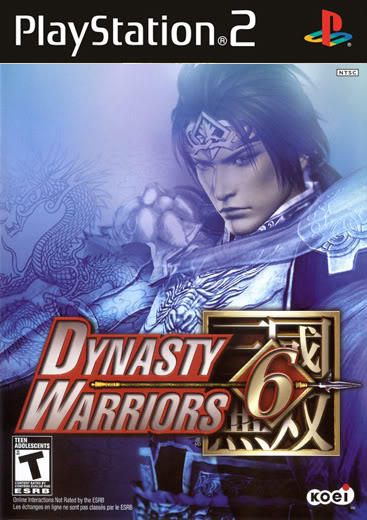 PS2 - Dynasty Warriors 6 Dinastywarriors6