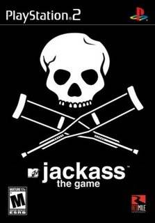 PS2 - JACKASS: THE GAME Jackass-the-game-ps2