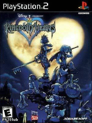 PS2 - Kingdom Hearts Kingdomsheats1