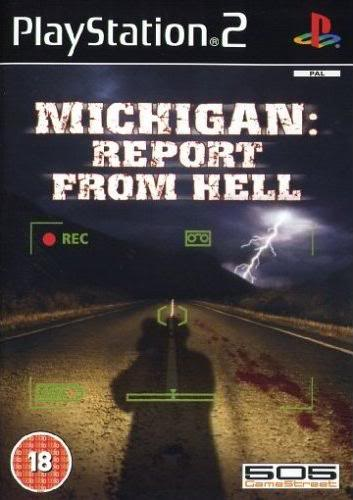 PS2 - Michigan: Report from Hell Michiganreportfromhell